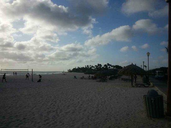 Divi Village Golf and Beach Resort: playa