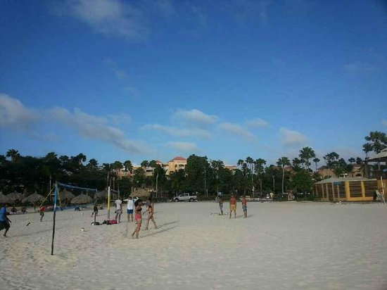 Divi Village Golf and Beach Resort: playa