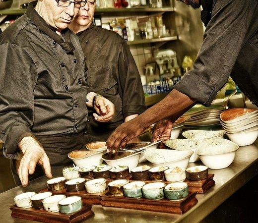 Mongo's Restaurant Köln: Ein Blick in die Küche
