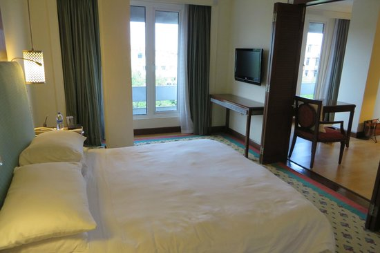 My Fortune, Chennai : Bedroom of the suite