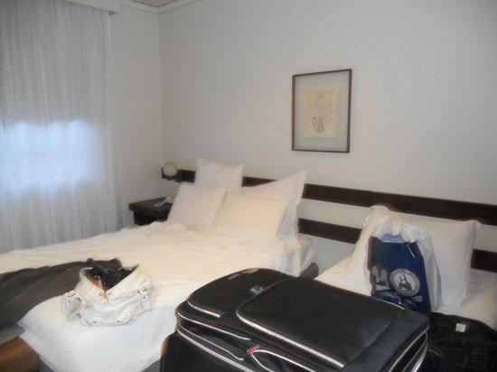 San Martin Resort & Spa: habitación superior
