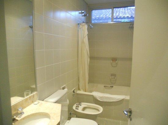 San Martin Resort & Spa: Baño