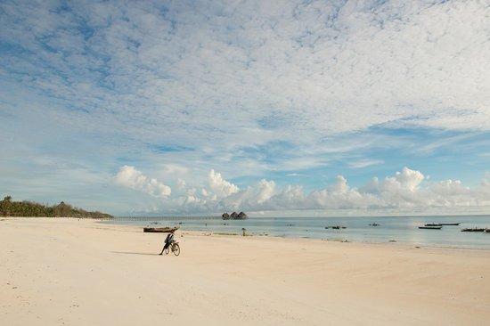 Dongwe Ocean View : Раннее утро, пляж отеля