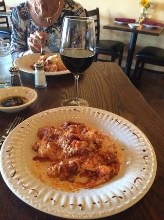 Trattoria Toscana: lasagna