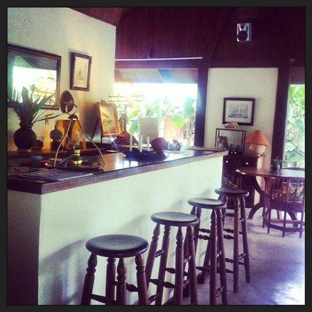 Hotel Magellan Inn: Le patio
