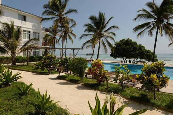 Dongwe Ocean View : Вид из номера