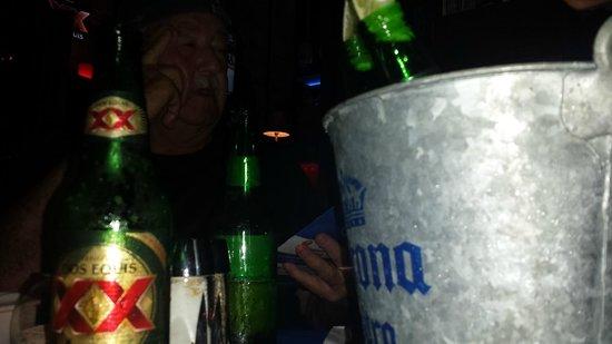 Los Tabernacos Sports Bar and Lounge: bières