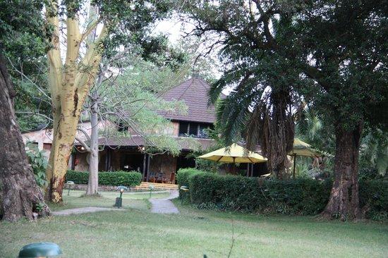 Sarova Mara Game Camp: Lodge