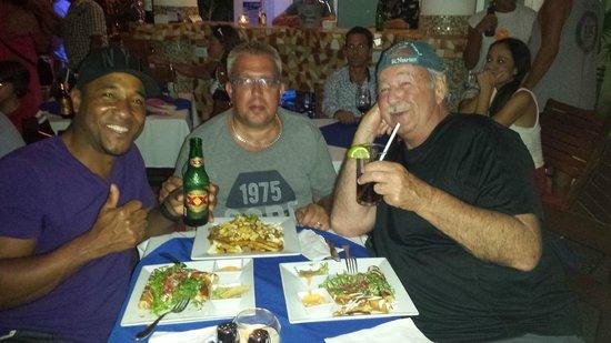 Los Tabernacos Sports Bar and Lounge: belle soirée