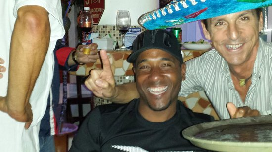 Los Tabernacos Sports Bar and Lounge: tequilassss