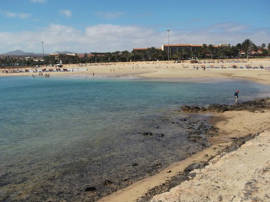 Barcelo Castillo Beach Resort : spiaggia