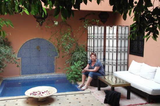 Riad Ajmal: Inside the Riad