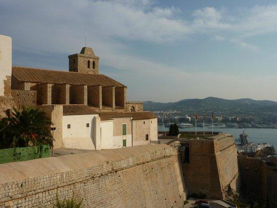 Ibiza Stadt und Burg: Ibiza Castle