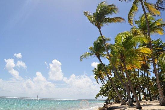 St. Anne Beach: vista