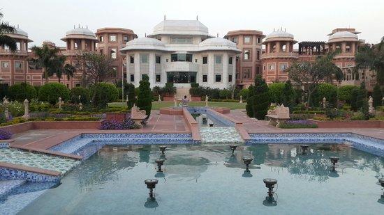 Orient Taj: Inside hotel