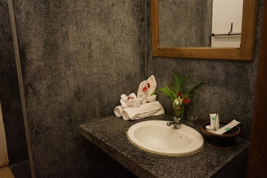 Phka Villa : Bathroom Area