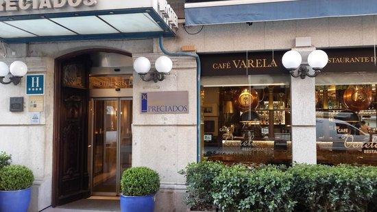 Hotel Preciados: Entrance