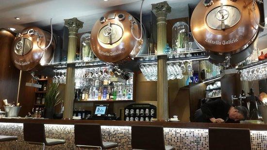 Hotel Preciados: Bar