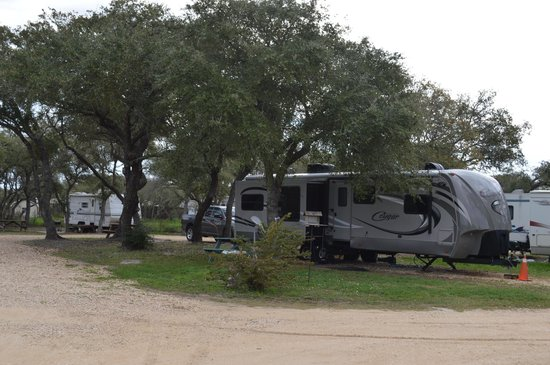Angler's RV Retreat: The Park