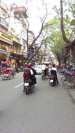 Old Quarter: Streets