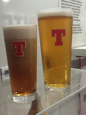 Tennents Wellpark Brewery: friday :)