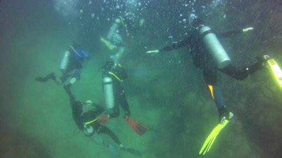 BA Divers: Bajos del Diablo. Isla del Caño