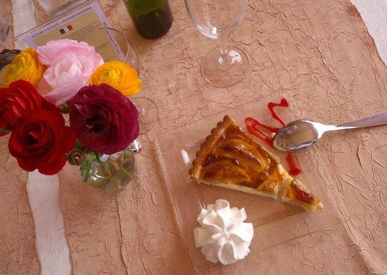 La salinoise : Dessert
