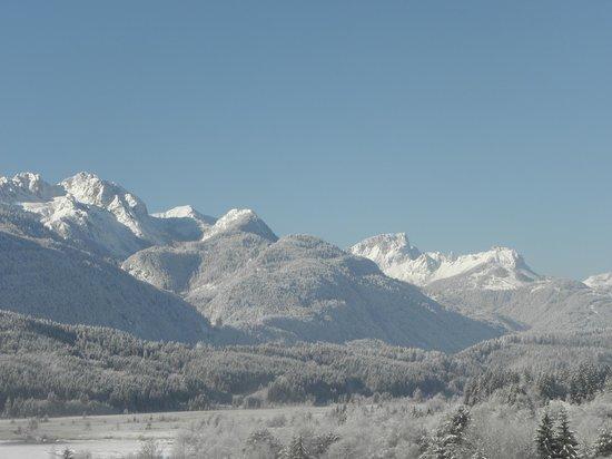 Fruehstueckspension & Ferienwohnungen Familie Kraker: Unser nahegelegenes Skigebiet, das Nassfeld mit Schneegarantie