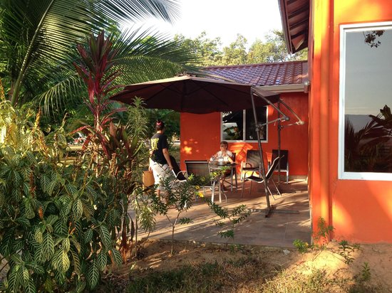 B&B  Residence Las Lajas: zona colazione