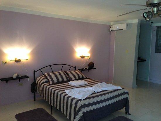 B&B  Residence Las Lajas: camera matrimoniale