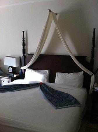 Dreams La Romana Resort & Spa: camera deluxe vista giardino