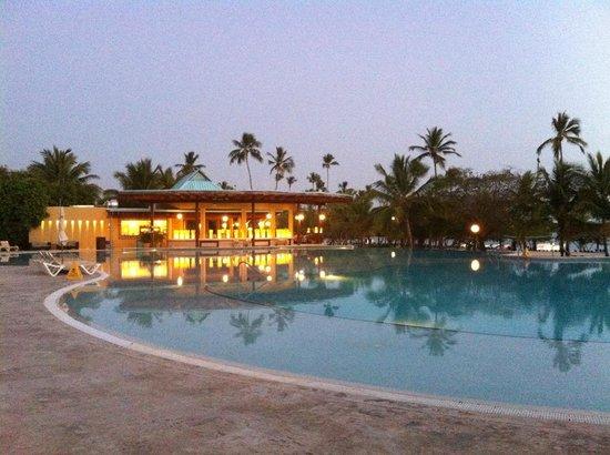 Dreams La Romana Resort & Spa: Ristorante Oceana