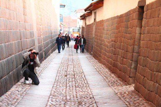 Centro Historico De Cusco: ruas de Cusco