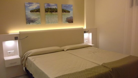 Hotel Eugenia Victoria: Proposed refurbished room 2014