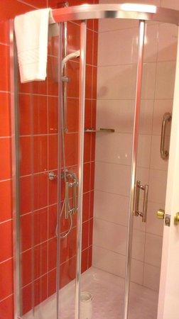 Hotel Eugenia Victoria: Proposed refurbished ensuite 2014 (shower)