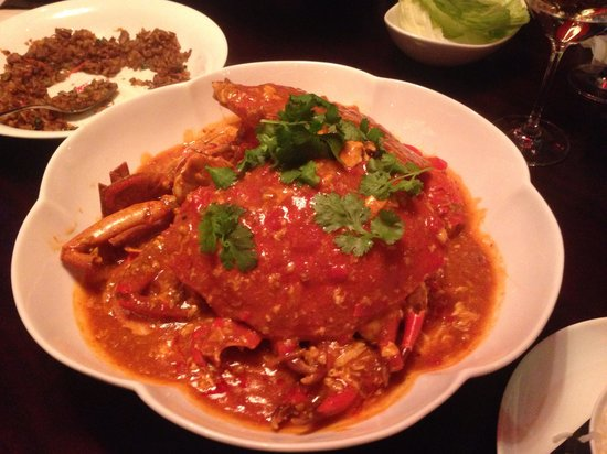 Waitan: Singaporean Chili Crab