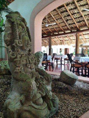 Villas Arqueologicas Chichen Itza: Ristorante