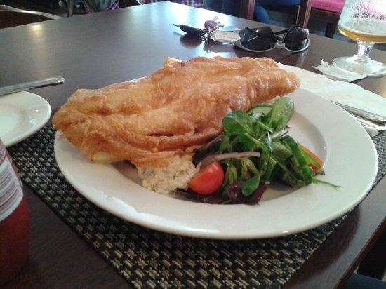 Allanton Inn: Fish