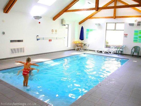 The Valley: Indoor Pool