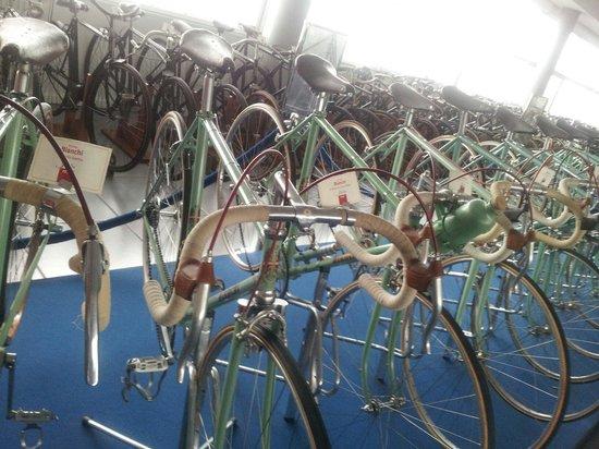 Nicolis Museum : Le bici