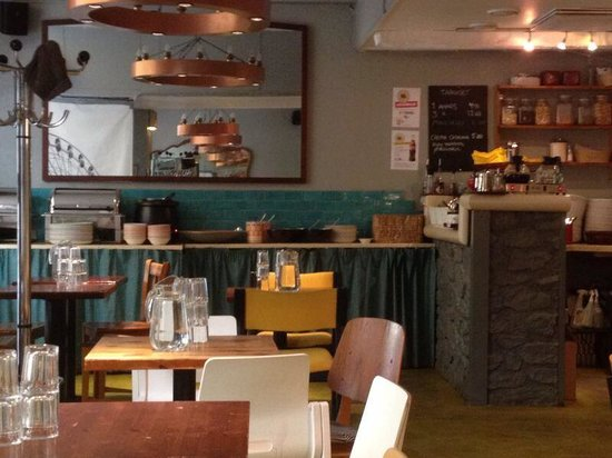 Tapas Bar Celona: Buffet pranzo