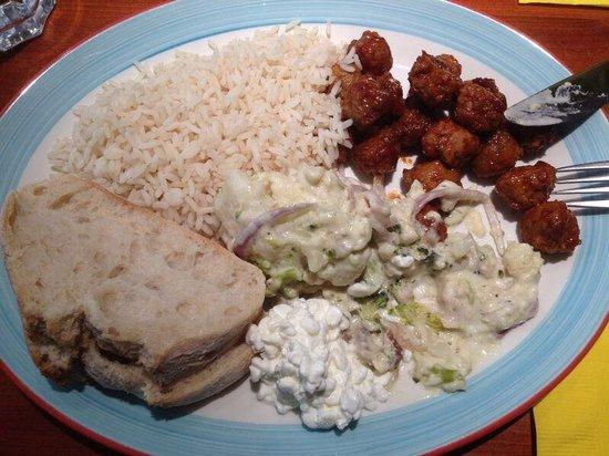 Tapas Bar Celona: Pranzo buffet
