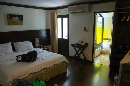 Lanta Mermaid Boutique House: Our room