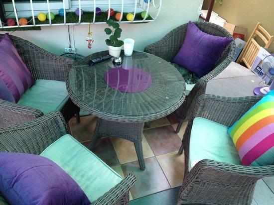 Aromdee Apartments: Aromdee Coffee Bar / Bar  Aromdee Apartment