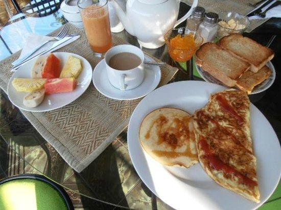 Slightly Chilled: breakfast