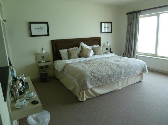 Lewinnick Lodge: Superb bedroom
