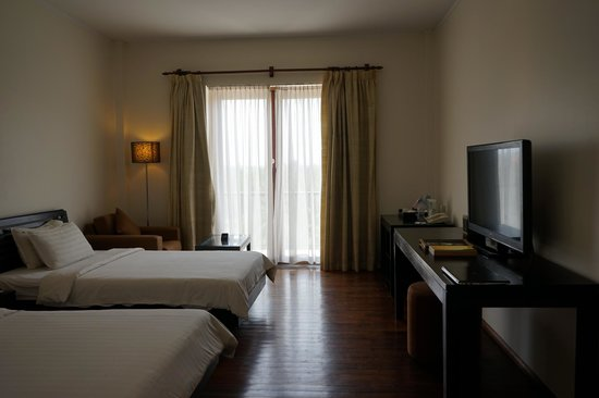 Lotus Blanc Resort : room