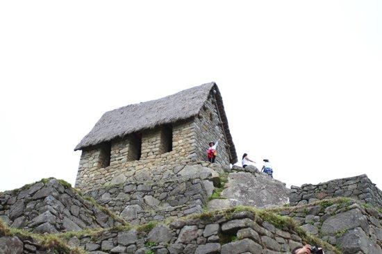Machu Picchu: Casa do vigilante
