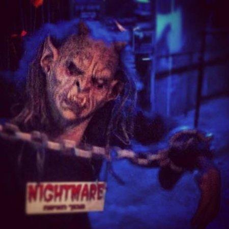 Nightmare -horror maze: ayia napa horror maze