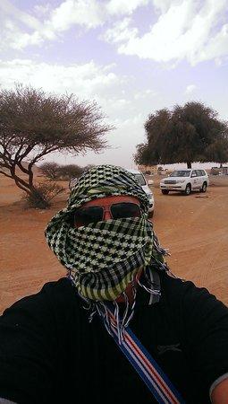 Arabian Nights Tours LLC: Yes I bought a head scarf